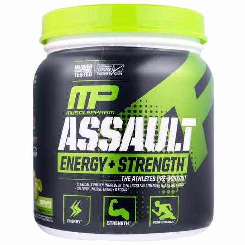Assault Energy + Strength 345 гр