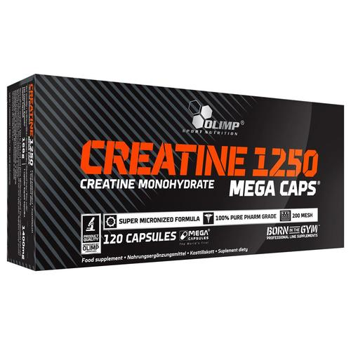 Creatine Mega Caps 1250 120 капс