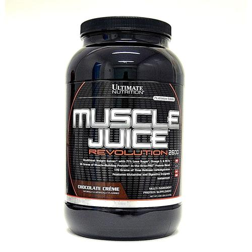 Muscle Juice Revolution 2600 2120 гр