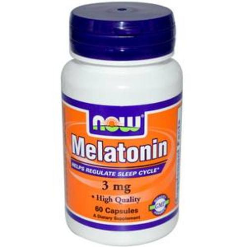 Melatonin 3 mg 60 капс