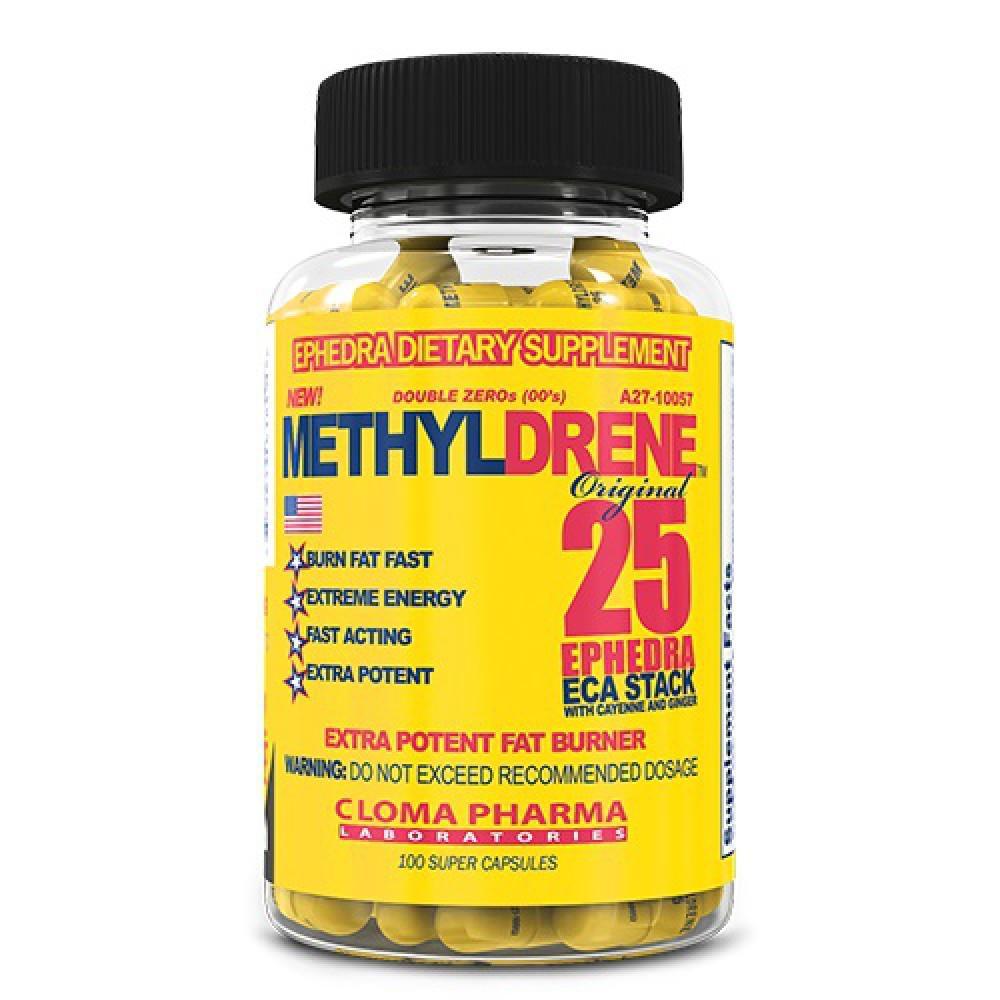 metilyldren 25 efecte secundare arzător de grăsime)